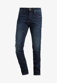 Tommy Jeans - SLIM SCANTON DACO - Jeansy Slim Fit - dark - 6