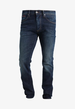 ORIGINAL STRAIGHT RYAN DACO - Straight leg jeans - dark