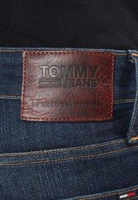 Tommy Jeans - ORIGINAL STRAIGHT RYAN DACO - Jeans straight leg - dark - 5