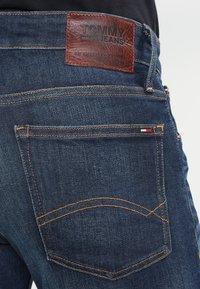 Tommy Jeans - ORIGINAL STRAIGHT RYAN DACO - Jeans straight leg - dark - 4