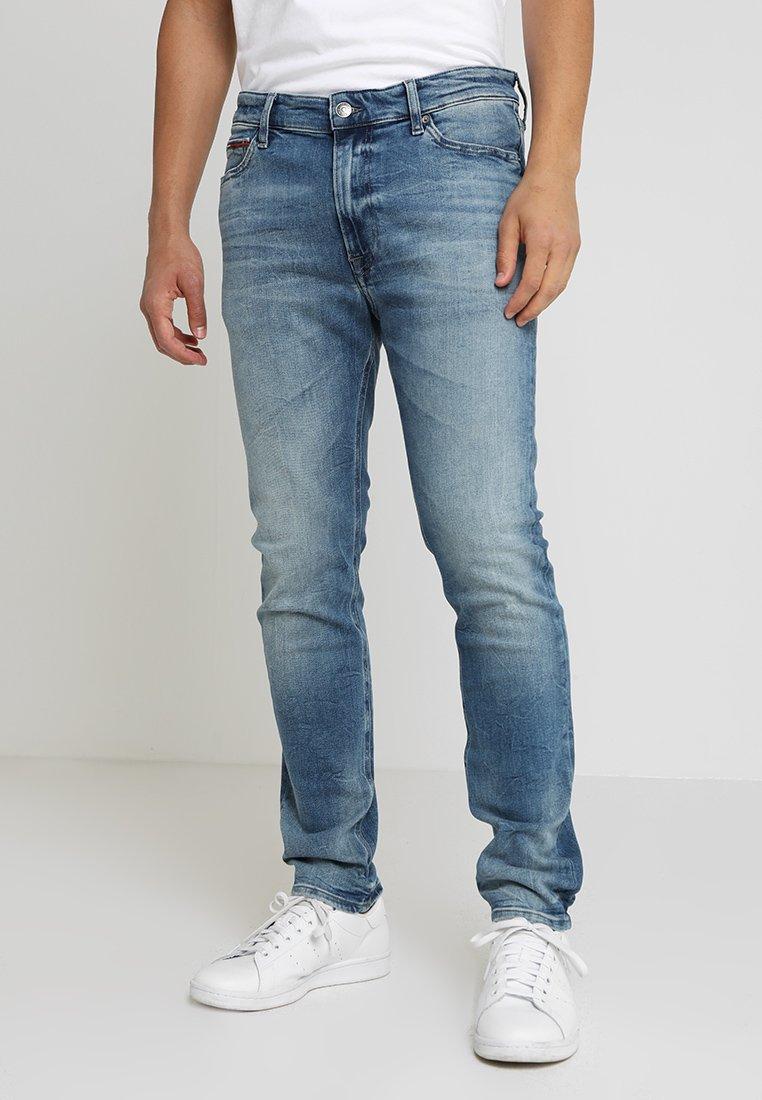 Tommy Jeans - SKINNY SIMON  - Jeans Skinny Fit - light blue denim