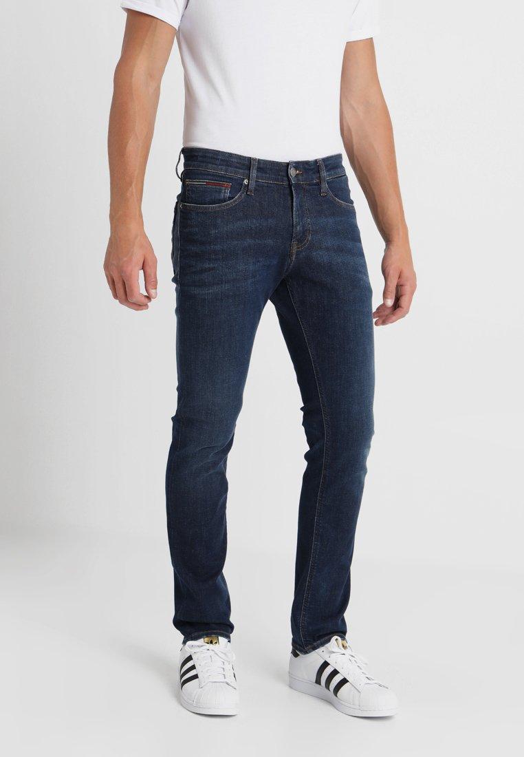 Tommy Jeans - SLIM SCANTON  - Jeans Slim Fit - blue denim