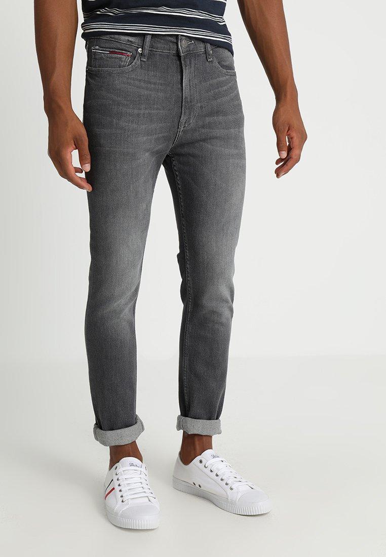 Tommy Jeans - SKINNY SIMON GRPGST - Jeans Skinny Fit - grey denim