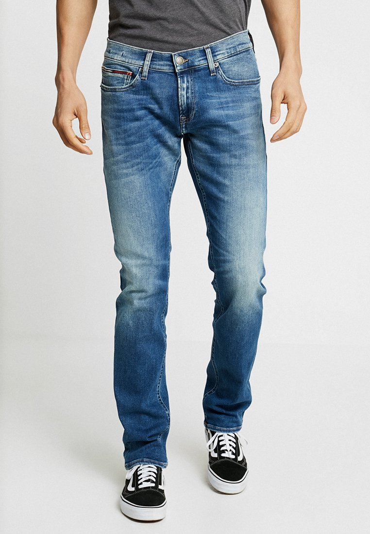 Tommy Jeans - SLIM SCANTON - Jeans Slim Fit - denim