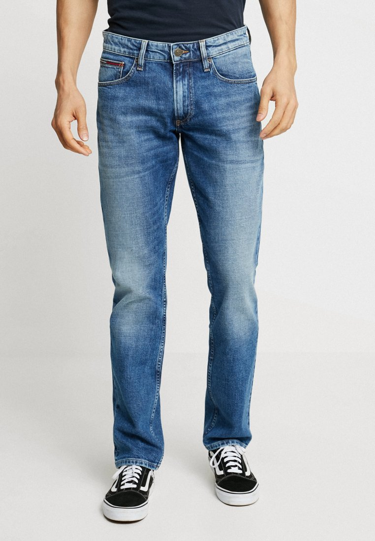 Tommy Jeans - ORIGINAL STRAIGHT RYAN - Straight leg jeans - denim