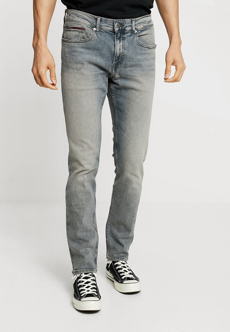 Tommy Jeans - SLIM TAPERED STEVE - Slim fit jeans - denim
