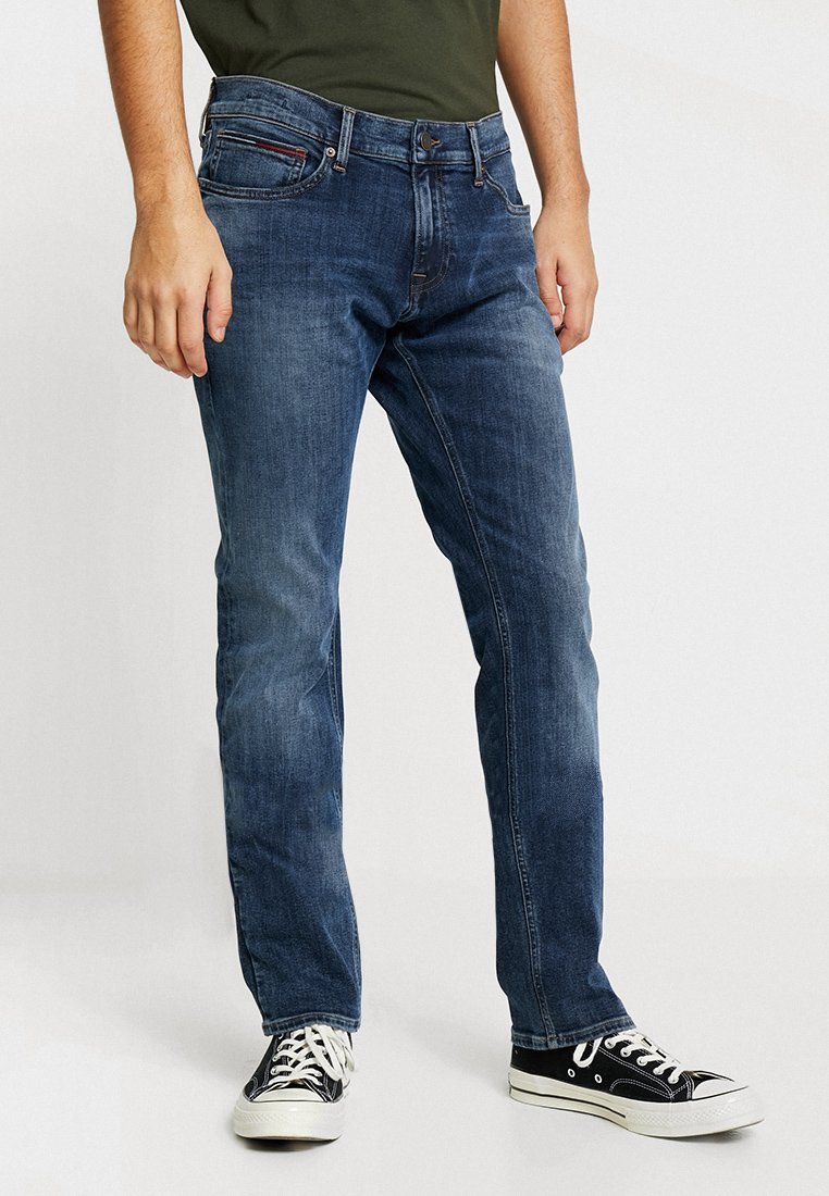 Tommy Jeans - SLIM SCANTON - Jeans Slim Fit - denim