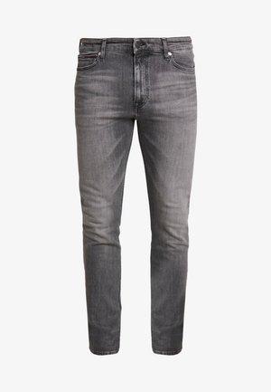 SKINNY SIMON ASTNGY - Jeans Slim Fit - black denim