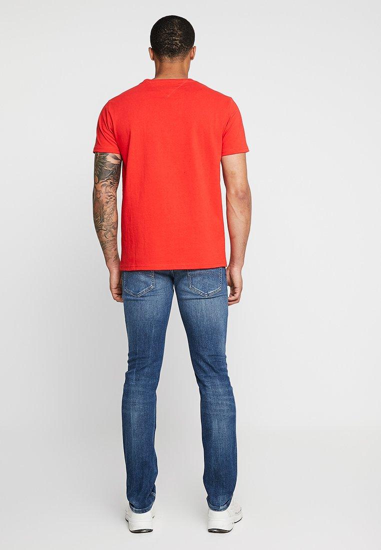 blue Jeans Slim HeritageJean Dark Tommy Denim Scanton fY7gyvb6