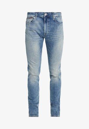 SKINNY SIMON - Skinny džíny - denim