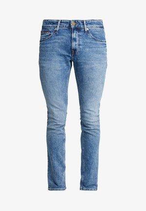 SCANTON HERITAGE  - Jeans slim fit - blue denim