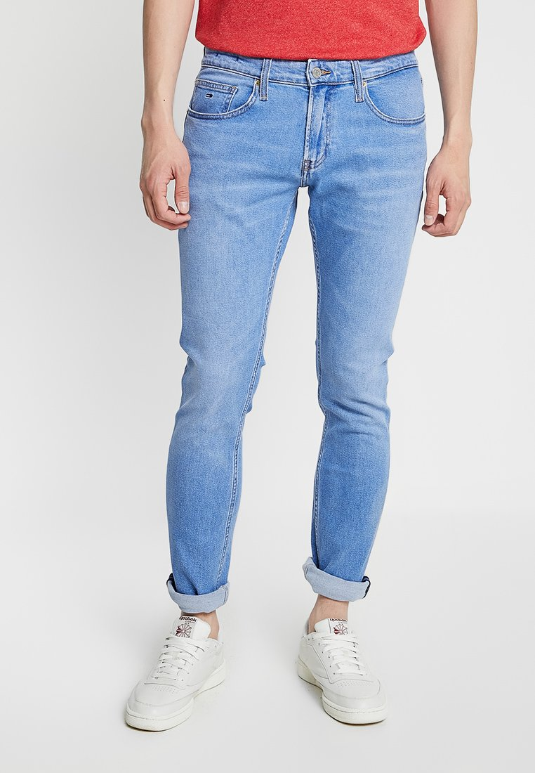 Tommy Jeans - SCANTON HERITAGE - Slim fit jeans - denim