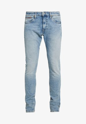 SCANTON HERITAGE - Džíny Slim Fit - denim