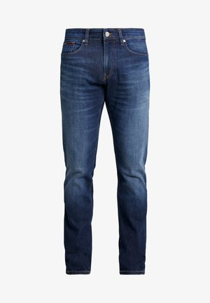 ORIGINAL STRAIGHT RYAN  - Jeans Straight Leg - dark-blue denim