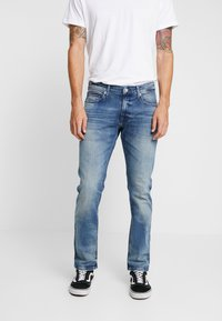 Tommy Jeans - SLIM SCANTON - Jeans slim fit - dakota - 0
