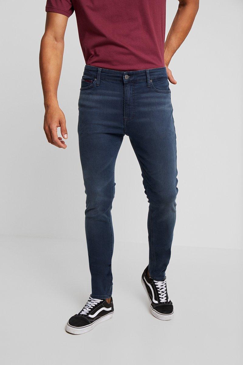 Tommy Jeans - SIMON  - Skinny-Farkut - dakota