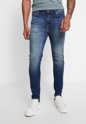 SKINNY SIMON - Jeans Skinny Fit - dakota mid blue