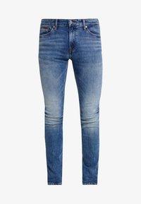 Tommy Jeans - SCANTON HERITAGE  - Jeans slim fit - blue denim - 4