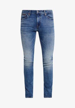 SCANTON HERITAGE  - Slim fit jeans - blue denim