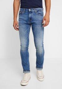 Tommy Jeans - SCANTON HERITAGE  - Jeans slim fit - blue denim - 0