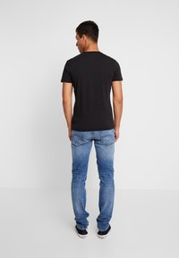 Tommy Jeans - ORIGINAL STRAIGHT RYAN  - Džíny Straight Fit - dallas new - 2