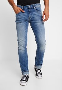 Tommy Jeans - ORIGINAL STRAIGHT RYAN  - Džíny Straight Fit - dallas new - 0