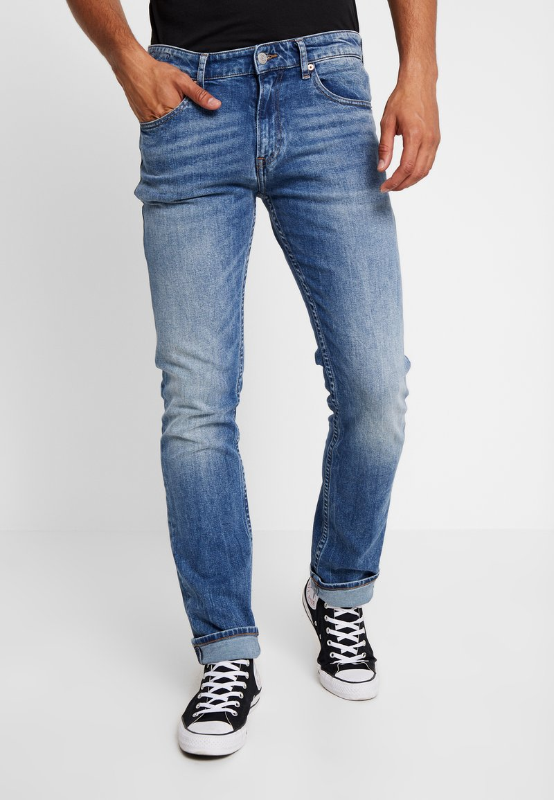 Tommy Jeans - ORIGINAL STRAIGHT RYAN  - Jeans Straight Leg - dallas new