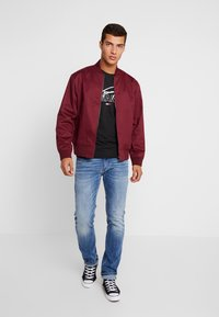 Tommy Jeans - ORIGINAL STRAIGHT RYAN  - Džíny Straight Fit - dallas new - 1