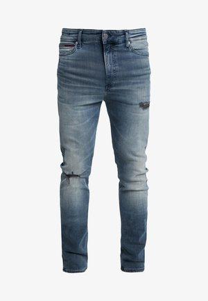 SIMON  - Skinny džíny - dynamic grand