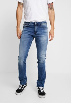 SCANTON - Jeans slim fit - light blue denim