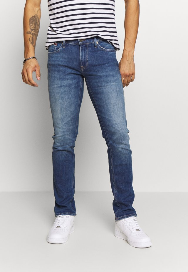 SCANTON - Slim fit jeans - blue denim