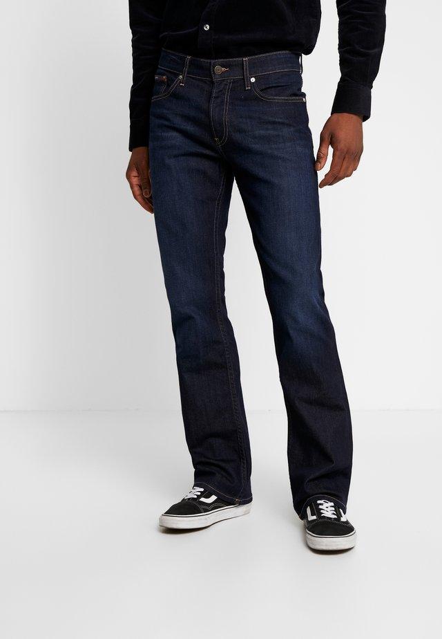RYAN  - Bootcut jeans - lake raw stretch