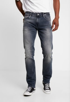 RYAN  - Džíny Straight Fit - dark-blue denim