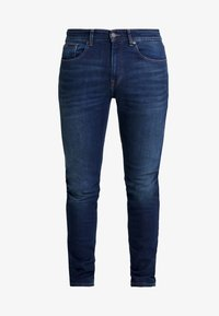 Tommy Jeans - STEVE SLIM TAPERED - Jeans Tapered Fit - dark-blue denim - 3