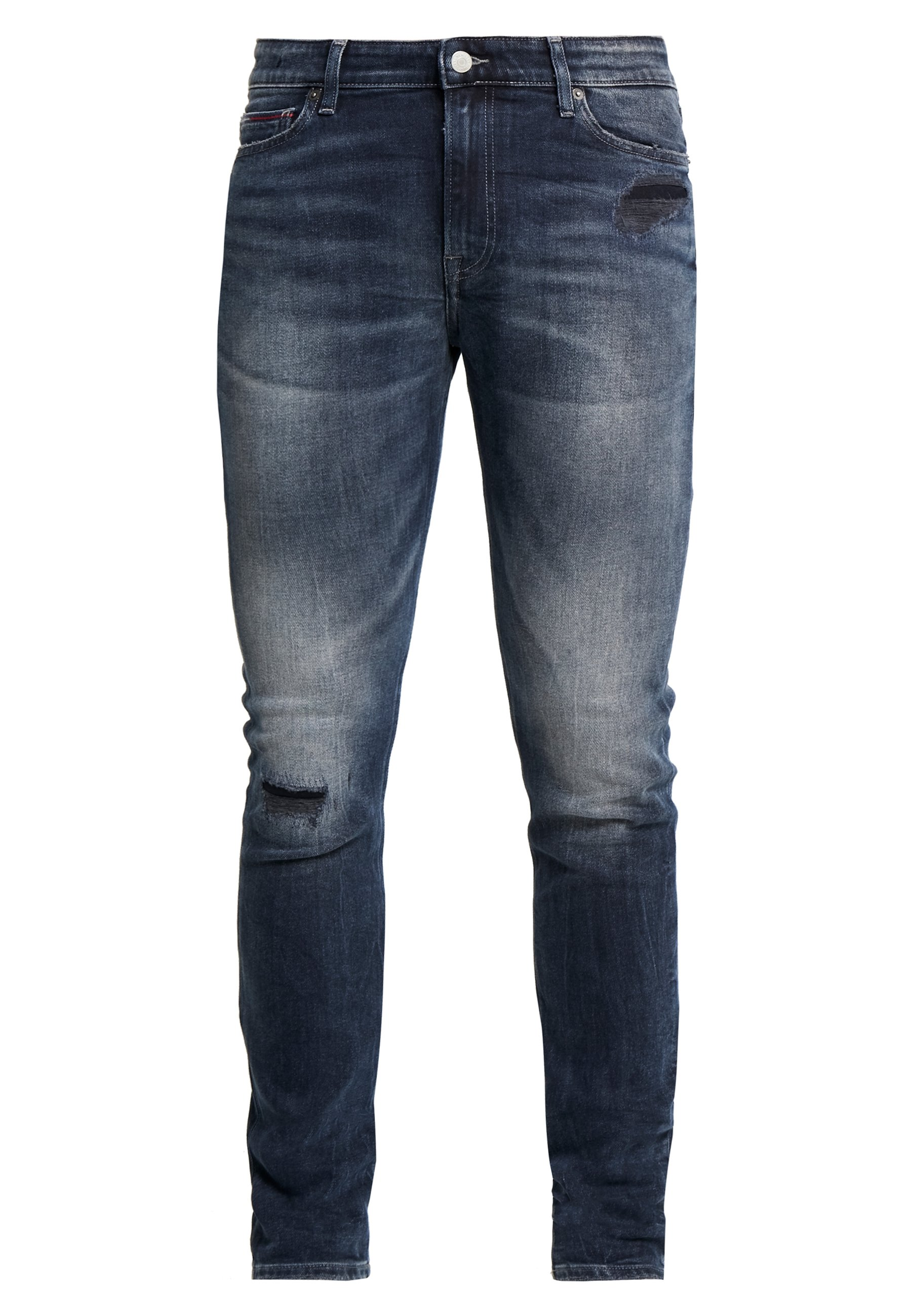 Tommy Jeans Simon Skinny - Fit Grey Denim