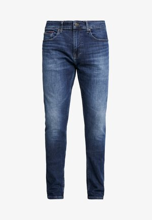 STEVE SLIM TAPERED - Slim fit jeans - nassau dark blue