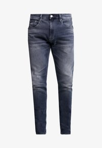 Tommy Jeans - 1988 RELAXED TAPERED - Jeans Tapered Fit - durban dark blue - 3