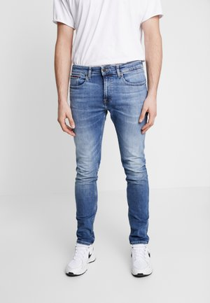 STEVE SLIM TAPERED - Jeans Tapered Fit - nassau mid blue