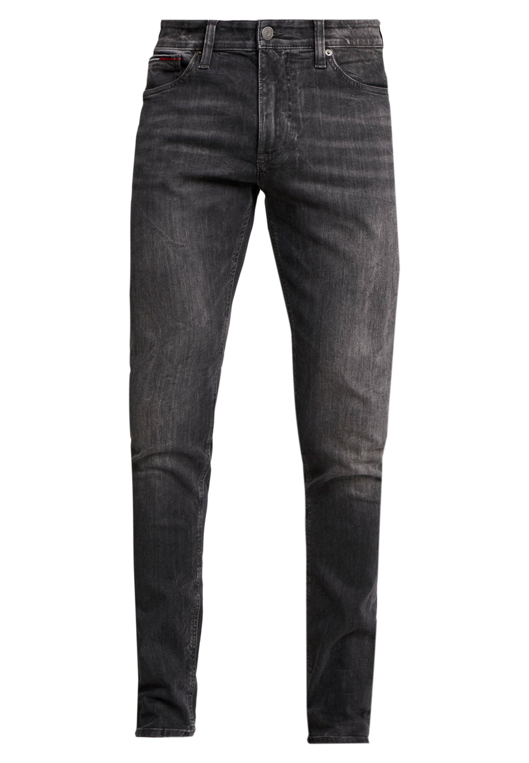 Tommy Jeans Simon - Skinny Fit Black Denim