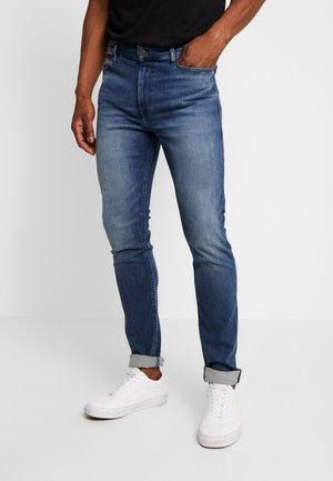 SIMON - Slim fit jeans - blue denim