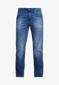 Tommy Jeans - RYAN - Jeans straight leg - bedford mid - 3