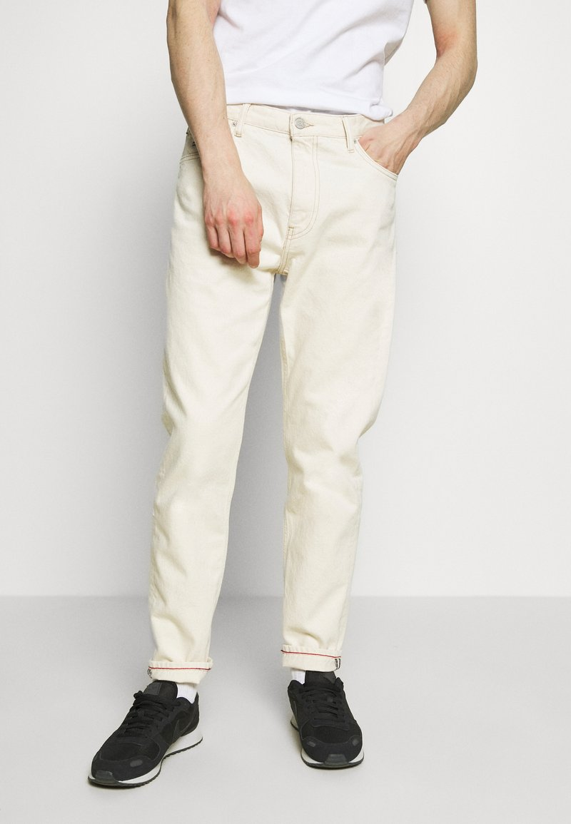Tommy Jeans - DAD - Jeans straight leg - work ecru rig