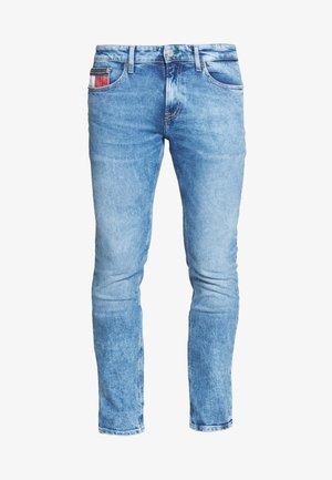 SCANTON SLIM - Slim fit jeans - light blue denim
