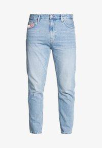 Tommy Jeans - DAD JEAN - Straight leg jeans - light-blue denim - 5