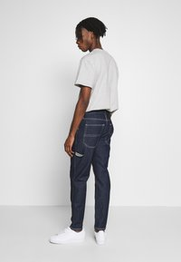 Tommy Jeans - TAPERED CARPENTER - Relaxed fit jeans - dark-blue denim - 2