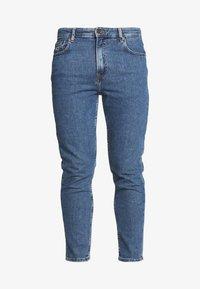 Tommy Jeans - DAD JEAN - Straight leg jeans - blue denim - 4