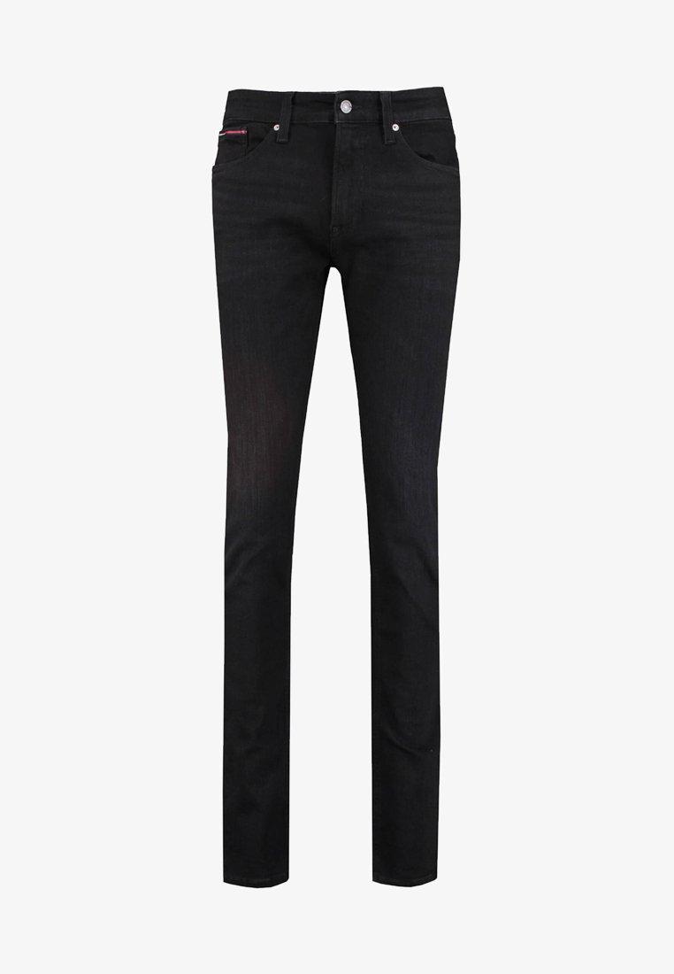 Tommy Jeans - STEVE - Jeans Slim Fit - black