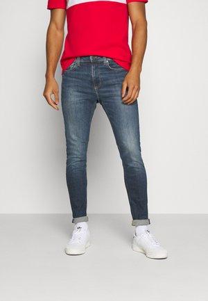 MILES - Jeans Skinny Fit - danny dark blue stretch