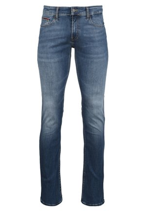 SCANTON - Jeansy Slim Fit - clean mid