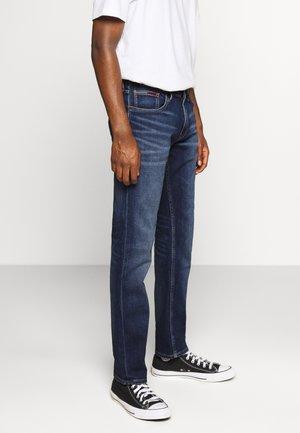 RYAN STRAIGHT - Jeans straight leg - blue denim